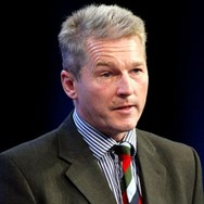 Col Tim Collins OBE guest speaker at sea