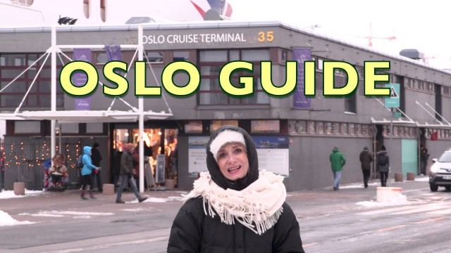 OSLO GUIDE – Jean braves the cold to show you what is there