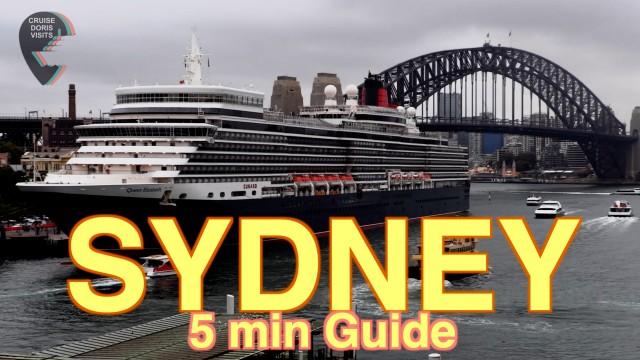 Sydney, Australia. Guide