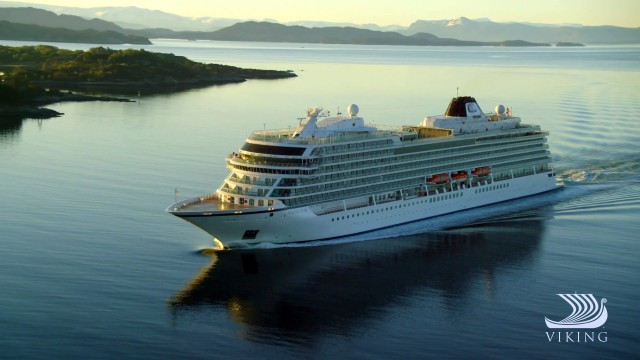 VIKING OCEAN CRUISES – VIKING STAR – but all the ships are the same