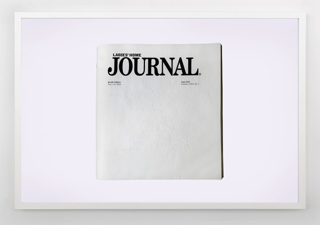 News to Be Read (Ladies' Home Journal), 2013