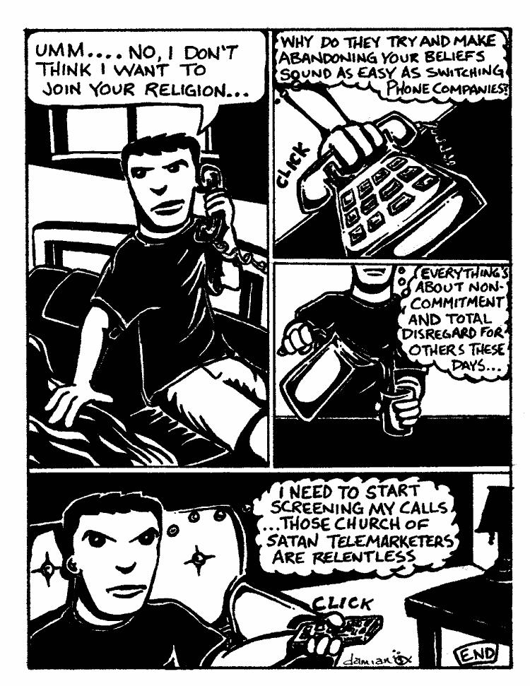 Workin' Jones – early caller p.2
