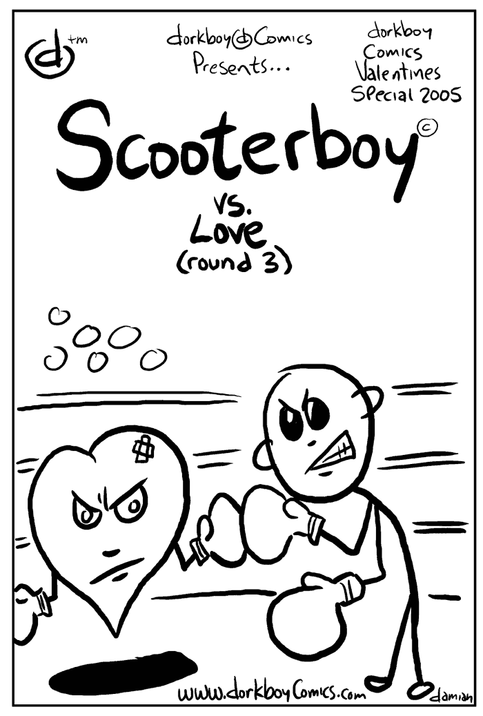 Scooterboy – Valentines Special #3 – p.1