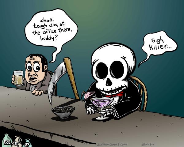Skully – Killer Day…