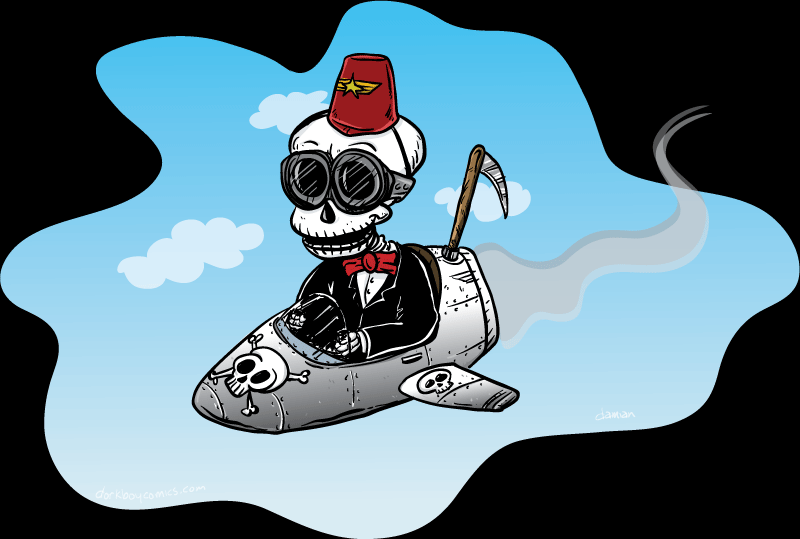 Skully – Death from above