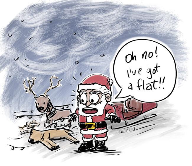 Christmas Breakdown