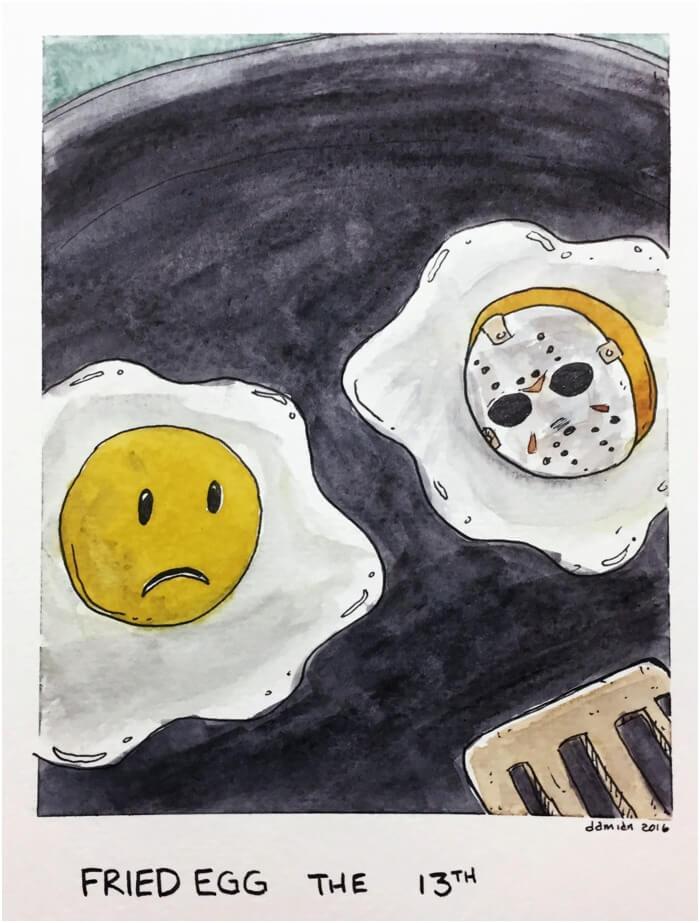 Fear in the Frying Pan