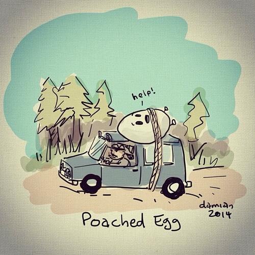 """Hunting eggcident"""
