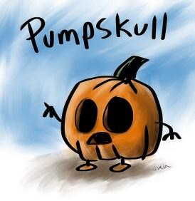 pumpskull