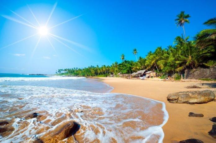 Sri Lanka spectacular weather