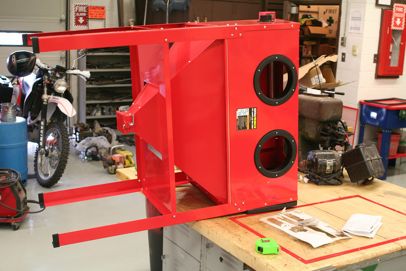Harbor Freight Sand Blasting Cabinet Parts Mf Cabinets