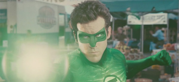 Green Lantern - Ryan Reynolds