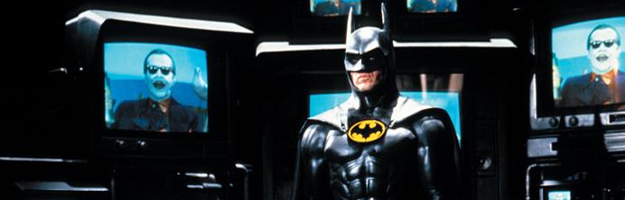Batman - Tim Burton Feature