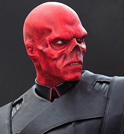 Hugo Weaving as The Red Skull - Captain America: The First Avenger
