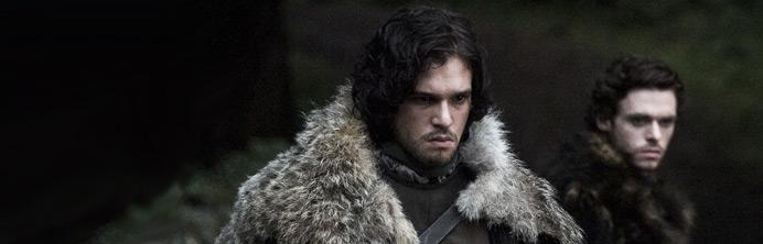 Game of Thrones - Kit Harington & Richard Madden - Featured