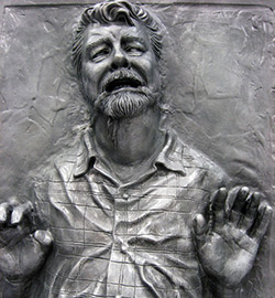 George Lucas Carbonite