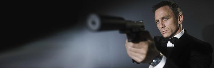 Bond 50 - Daniel Craig - Featured