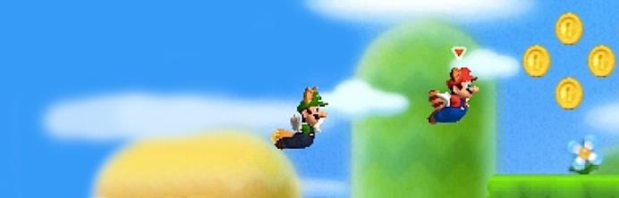 New Super Mario Bros. 2 - Featured