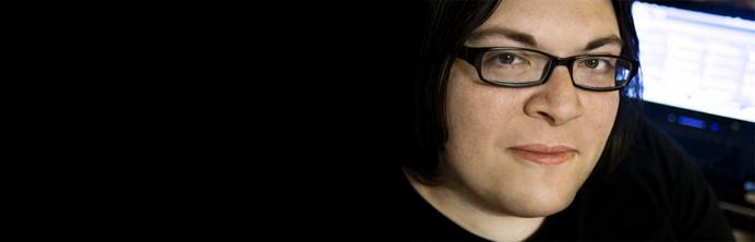 Anna Anthropy - Featured (Photo by Tomas Gunnarsson)