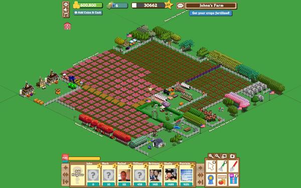 Zynga - Farmville