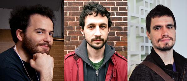 Asteroid Base - Adam Winkels, Matt Hammill, Jamie Tucker