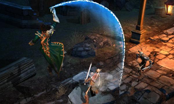 Mirror of Fate - battle cross