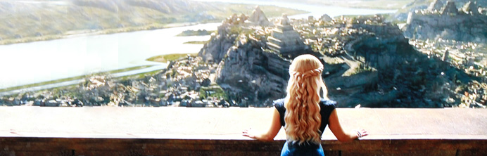 Game of Thrones - Season 4 Episode 4 - Dany Meereen