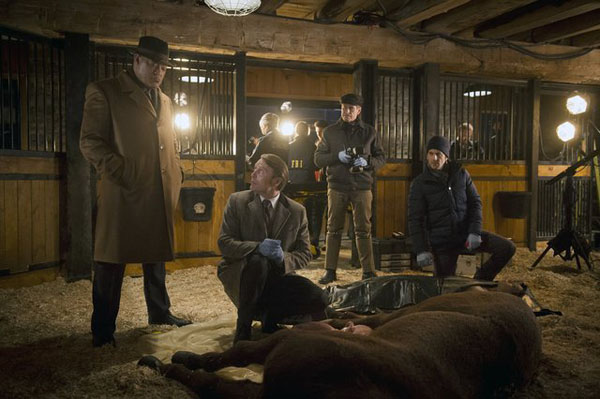 Hannibal - Season 2 Episode 8 - Su-zakana - Hannibal Will Jack