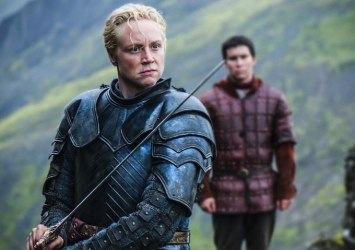 Game of Thrones Season 4 Episode 10 Brienne