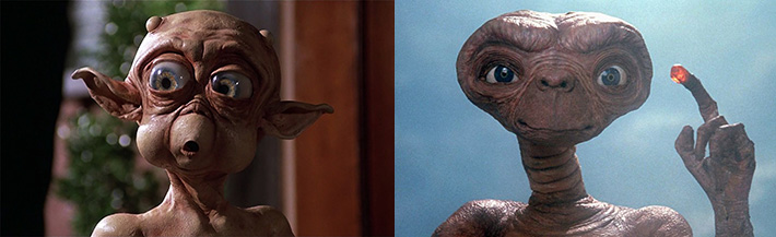 Mac and Me ET The Extra-Terrestrial