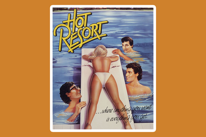 Hot Resort (1985) Cannon Films