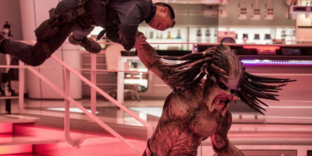 TIFF 2018 The Predator Review