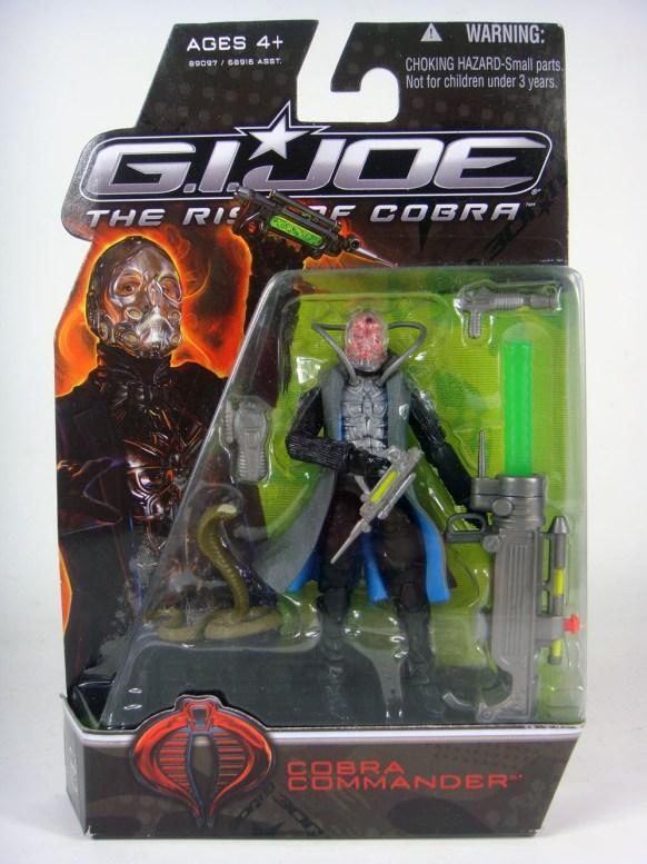 gi joe the rise of cobra�s cobra commander fails the