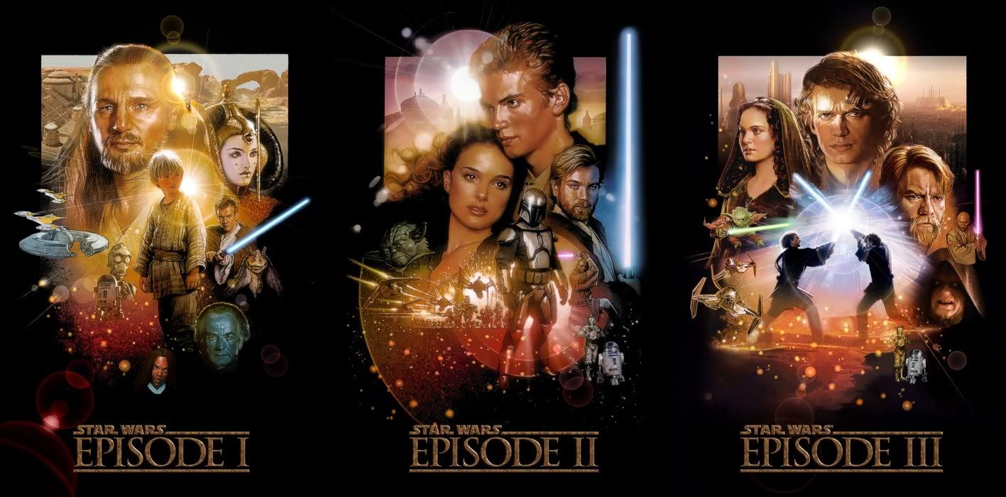 Image result for the star wars prequels