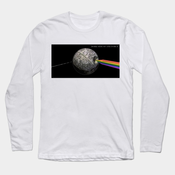 That's No Moon Death Star t-shirt by Dork Side Productions
