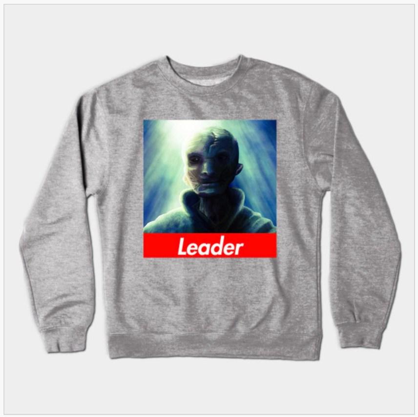 Supremely Supreme Leader by Dork Side Productions