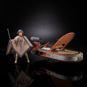 Black Series Luke Skywalker with Speeder