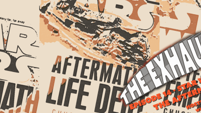 The Exhaust Port, episode 14 - the Aftermath Trilogy with Dave and Katrina