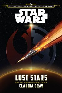 Star Wars Canon Reading Guide -Lost Stars