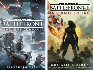 Star Wars Canon Reading Guide -Battlefront