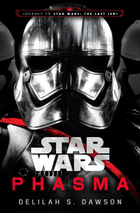 Star Wars Canon Reading Guide -Phasma