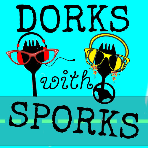 Dorks with Sporks Episode #3- The Impossible Burger, Bites and Pints, GSO