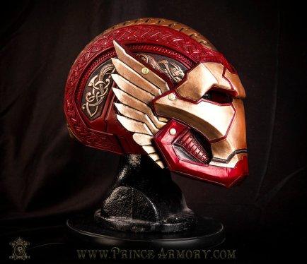 asgardian_iron_man_helmet_by_azmal-d8qs71z