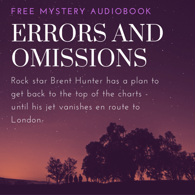Get the audiobook, Errors and Omissions for free. Just click here to fill out the form.