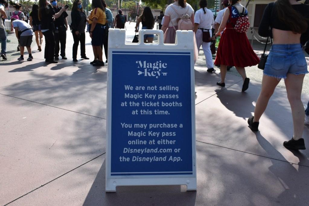 magic key signage