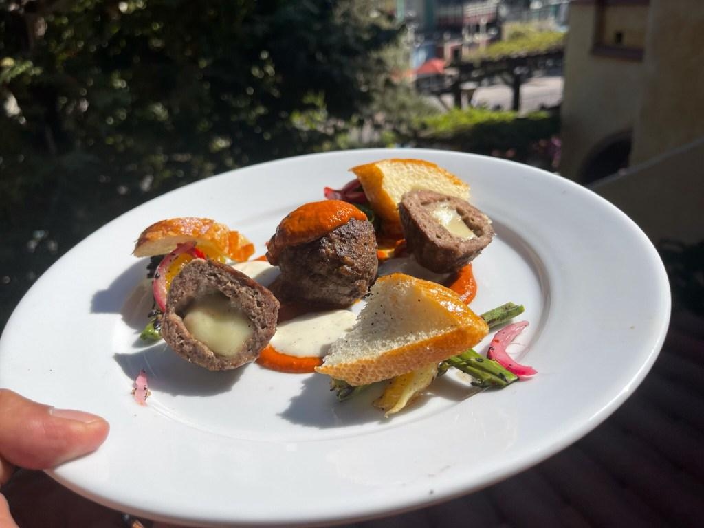 magic key terrace mulholland meatballs