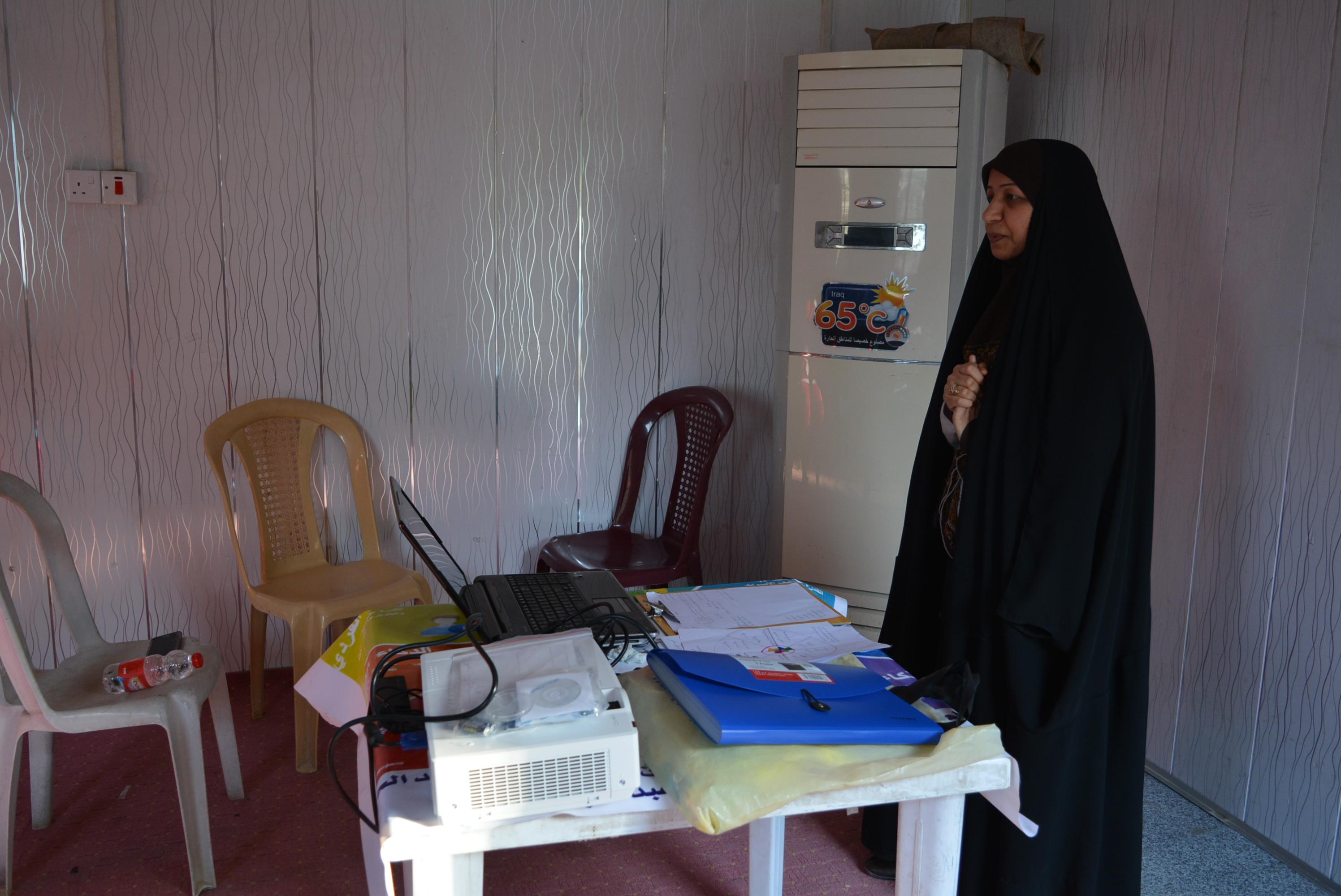 قسم الأقسام الداخلية في جامعة كربلاء ينظم مجموعة من محاضرات التنمية البشرية …