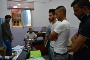بحسب توجيهات رئاسة جامعة كربلاء قسم الاقسام الداخلية يستمر بأجراءات تسجيل الطلبة للعام الدراسي الجديد