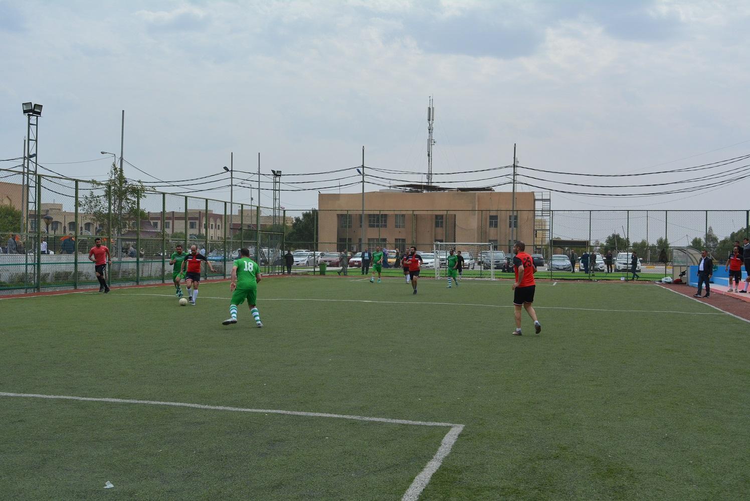 بطولة كأس رئيس جامعة كربلاء لكرة القدم