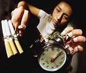 ¿Fumar Cigarrillo Antes De Dormir Es Bueno?